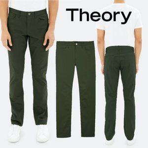 Theory Haydin Straight Leg Slim Fit Pants - NWT